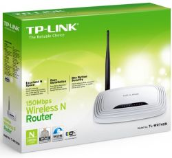 ROTEADOR WIRELESS TP-LINK TL-WR740N