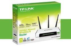 ROTEADOR WIRELESS TP-LINK-TL-WR941ND